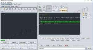 nodemcu firmware - open com