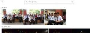 google photos search multiple people